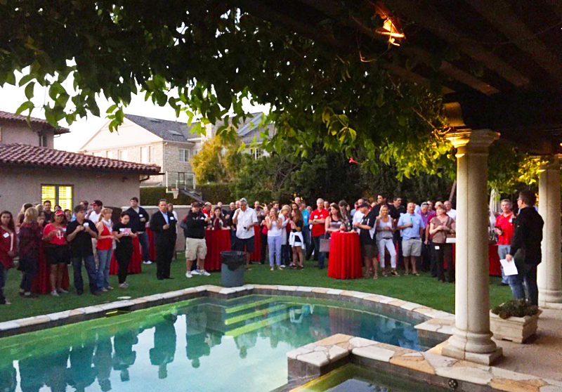 PVHS Booster Club Kick Off Party 2016